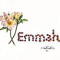Emmah In Ladybugs by Glenn Farrell