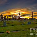 Emmett Cemetery by Robert Bales
