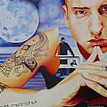 Eminem by Joshua Morton