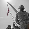 Emmitsburg 9 - 11 Memorial by Susan McMenamin