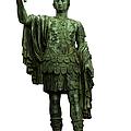 Emperor Marcus Cocceius Nerva by Fabrizio Troiani