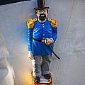 Emperor Norton Figurehead by Garry Gay