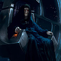 Emperor Palpatine by Ryan Barger