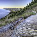 Empire Bluff In Sleeping Bear Dunes by Twenty Two North Photography