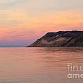 Empire Bluffs Sunset by Craig Sterken
