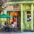 Hoboken Nj - Empire Coffee And Tea by Susan Savad