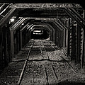 Empire Mine Shaft by Diego Re