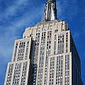 Empire State Building - Nyc by Carlos Alkmin