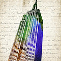 Empire State Building by Aged Pixel