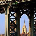 Empire State Building by Brian Jannsen