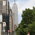 Empire State Building by Christiane Schulze Art And Photography