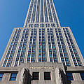 Empire State Building Rising I by Clarence Holmes