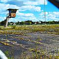 Employee Parking Lot by MJ Olsen
