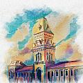 Empress Market Karachi by Catf