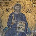 Empress Zoe Mosaic - Hagia Sophia by Christiane Schulze Art And Photography