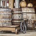 Emptied Barrels by Heather Applegate