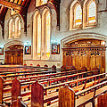 Empty Pews by Ray Warren