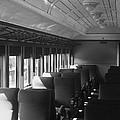 Empty Railway Coach by Rodney Lee Williams
