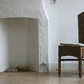 Empty Room With Two Chairs by Peter Zijlstra