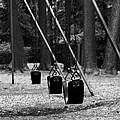Empty Swings by K Hines