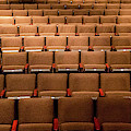 Empty Theater Chairs In Ventura Arts by Panoramic Images