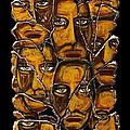 Empyreal Souls No. 5 by Steve Bogdanoff