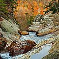 En Route To Glen Ellis Falls by Nikolyn McDonald
