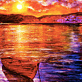 Enchanted Evening by Ann Marie Bone