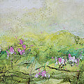 Enchanted Meadow by Julie Acquaviva Hayes