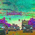 Encinitas California 5d24221p180 by Wingsdomain Art and Photography