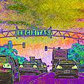 Encinitas California 5d24221p68 by Wingsdomain Art and Photography