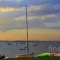 End Of Day At The Bay by Dora Sofia Caputo Photographic Design and Fine Art