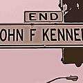 End Of John F Kennedy Street In San Francisco by Bill Owen