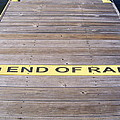 End Of Ramp by Terry Cobb