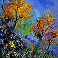 End Of Summer  by Pol Ledent