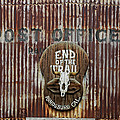 End Of The Trail by Marvin C Brown