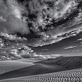 Endless Black And White by Beth Sargent