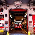 Engine Company 65 Firehouse Midtown Manhattan by Amy Cicconi