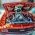 Chevrolet Camaro Rally Sport 1969 by Viktor Birkus