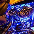 Engine Shimmer by Andrew Slater