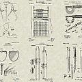 Engineering Tools Patent Collection by PatentsAsArt