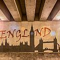 England Graffiti Landmarks by Semmick Photo