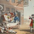 England, Illustration From Hogarth by William Hogarth