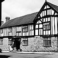 England: Red Lion Inn by Granger