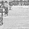 England Trade Charter by Granger