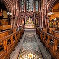 English Church 2 by Adrian Evans