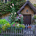English Cottage by Michael Biggs