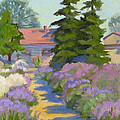 English Lavender by Rhett Regina Owings