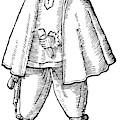 English Merchant, 1598 by Granger