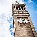 Clock Tower by Parker Cunningham